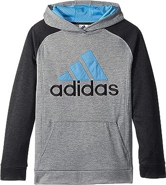 : adidas Kids Boy's Applique Pullover (Big Kids