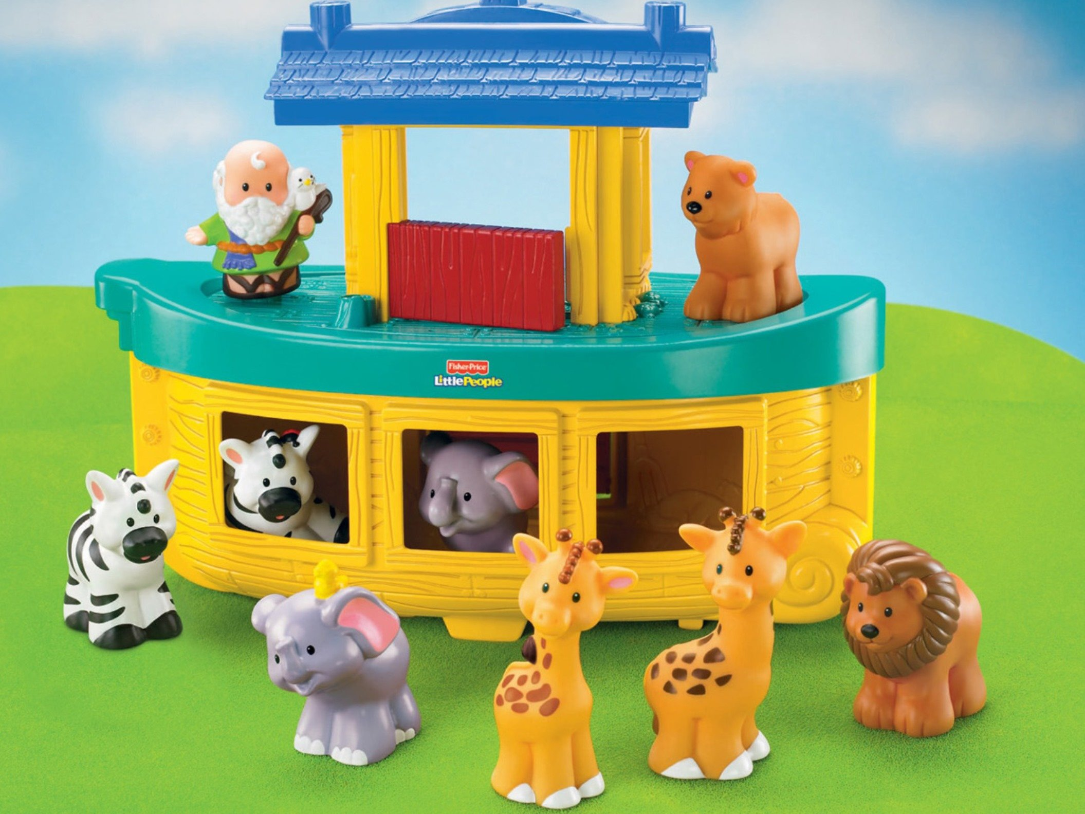 Fisher-Price Little People Noah's Ark by Fisher-Price (Image #18)