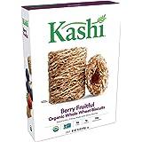 Kashi Organic Berry Fruitful Breakfast Cereal - Non-GMO Project Verified, 15.6 Oz Box