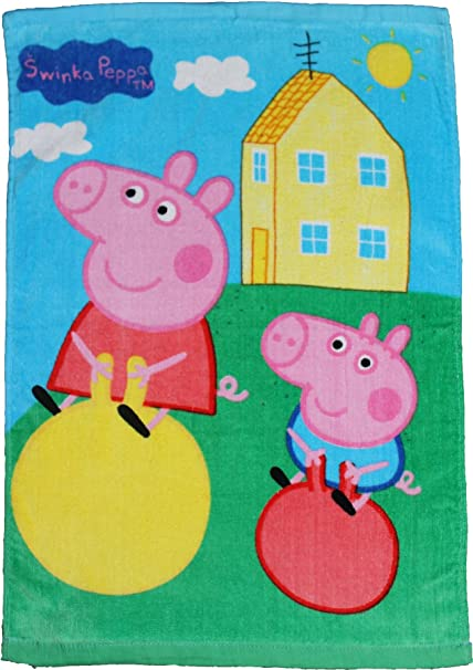 Peppa Pig Toalla De Mano 40 x 60 cms por BestTrend