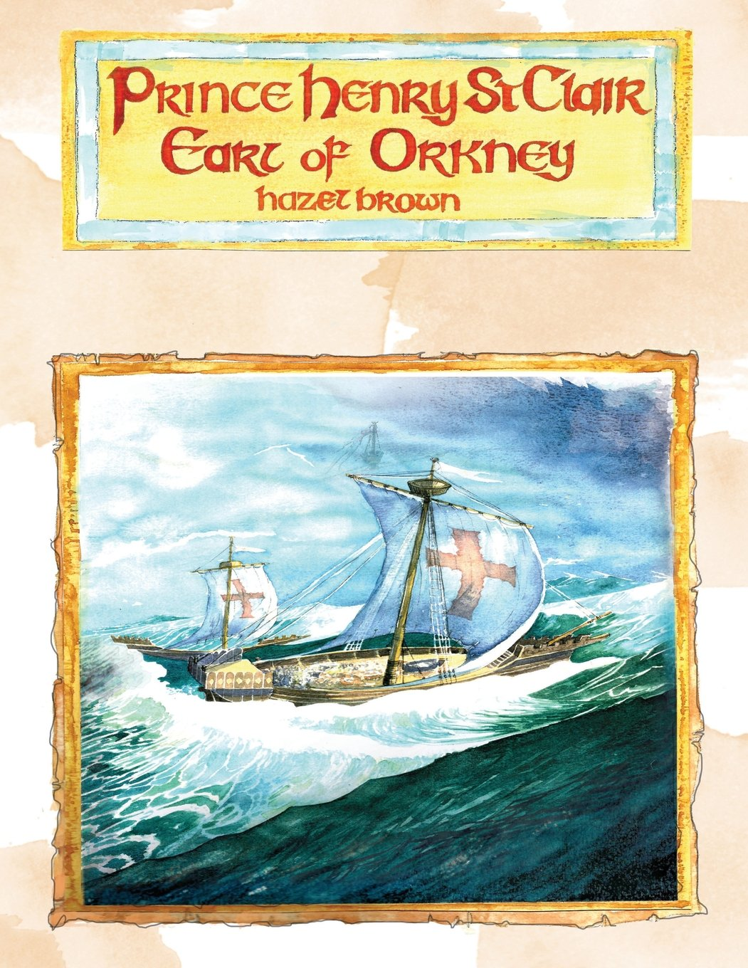 Prince Henry St. Clair, Earl of Orkney ebook