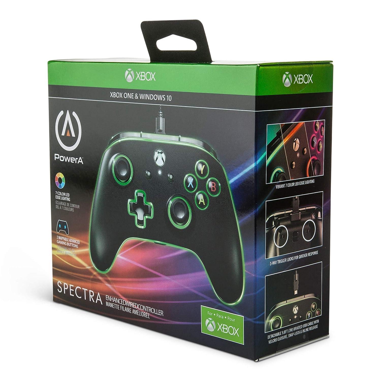 Powera Verbesserter Kabelgebundener Spectra Controller Für Xbox One Games
