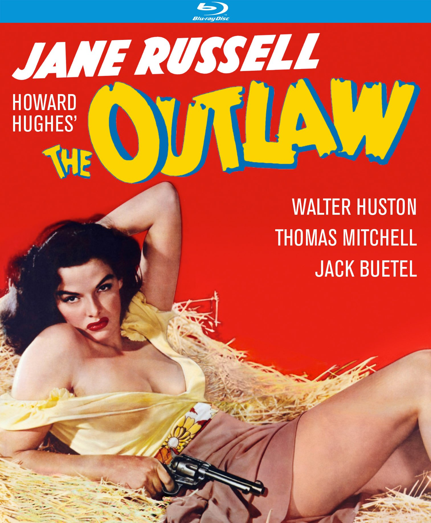 Blu-ray : The Outlaw (Blu-ray)