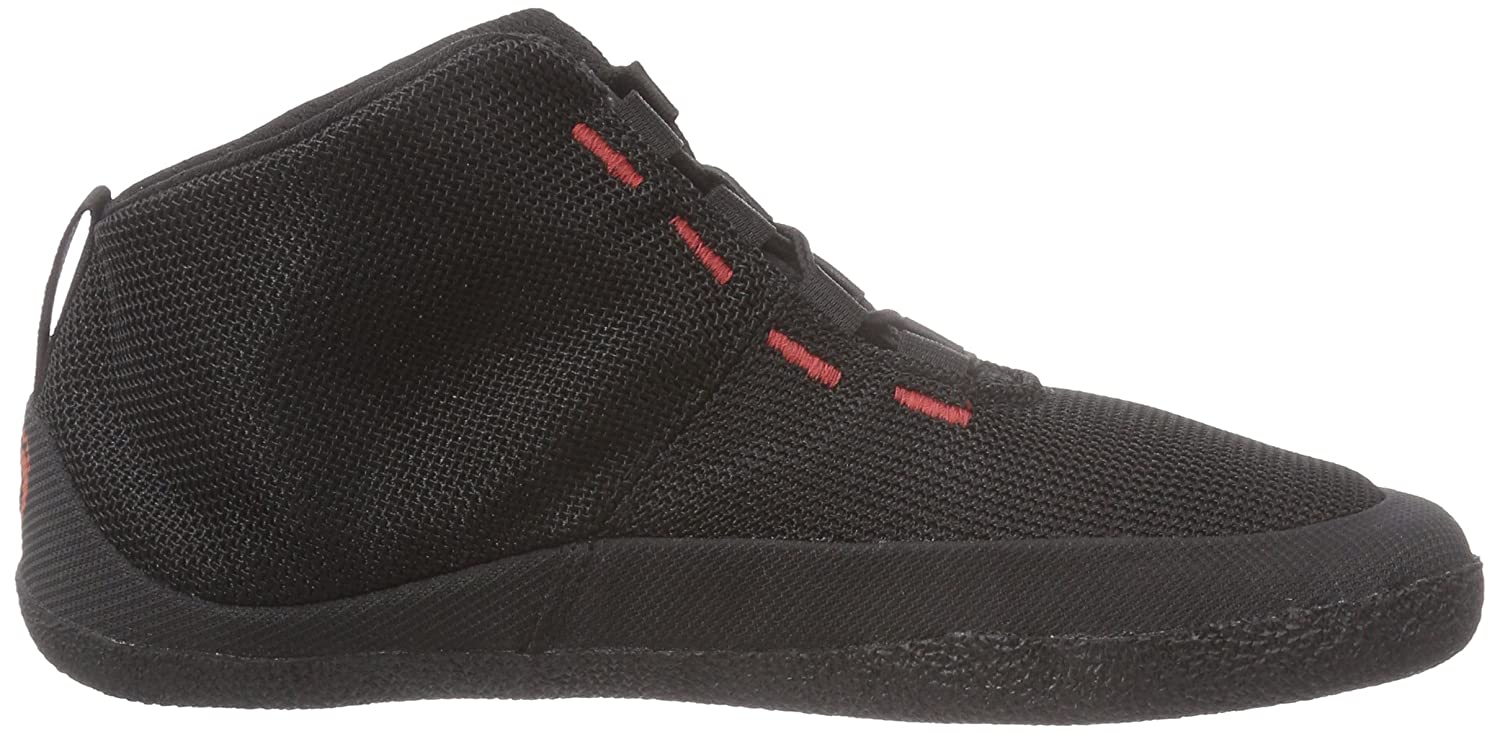 Sole Runner Unisex Adults 110202 Hi-Top Trainers Black Size 4