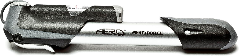Aero Sport/® 120 PSI Mini bomba de la bicicleta de la aleaci/ón 6063 /& calibre