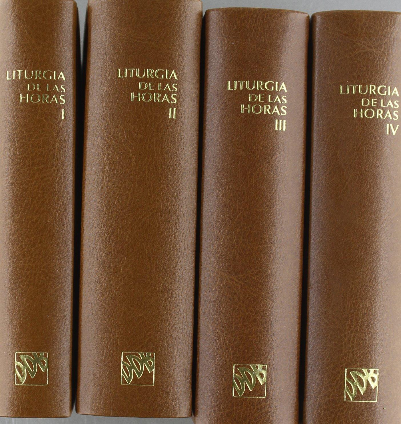 Liturgia de las horas, según el rito romano: Amazon.es: Conferencia Epsicopal de México, Conferencia Epsicopal de Colombia: Libros