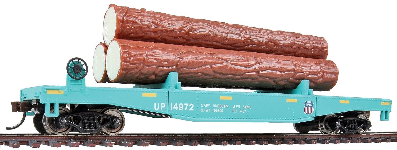 【海外輸入】 Walthers Trainlineログダンプ車with # 3ログ – を実行する準備Union B00858DNIU Pacific # – 14972 ( Mowスキーム、グリーン、イエローConspicuityマーク) B00858DNIU, リョウナンチョウ:8c58b101 --- a0267596.xsph.ru