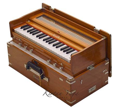 Harmonium Bina n.23 B Deluxe, 3.25 octavas, modelo portátil ...
