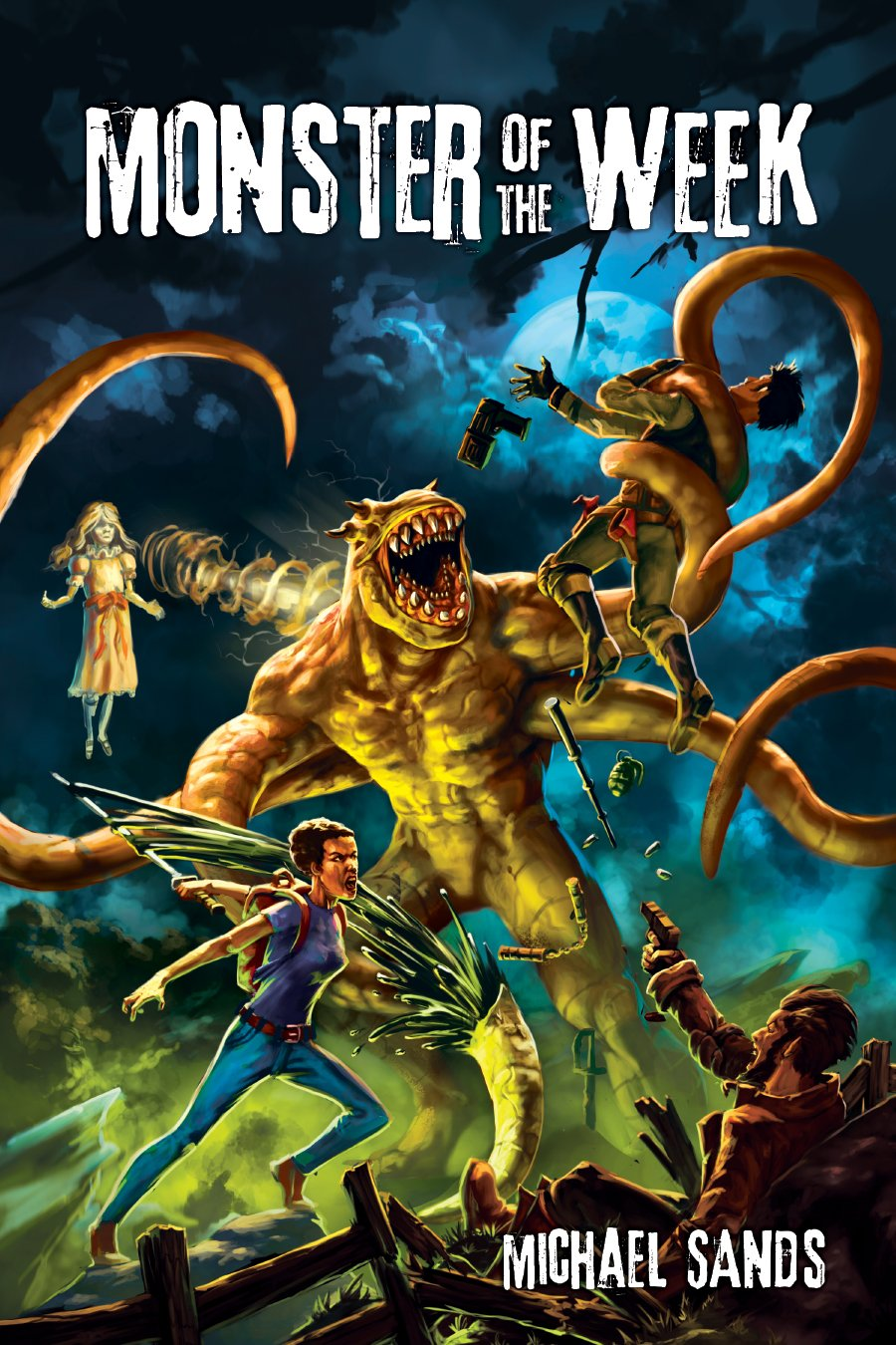 Monster of the Week Game