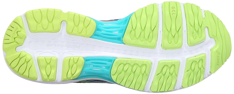 ASICS 13 Women's Gel-Cumulus 18 Running Shoe B017USM4YY 13 ASICS B(M) US|Asics Blue/Silver/Safety Yellow b5294b