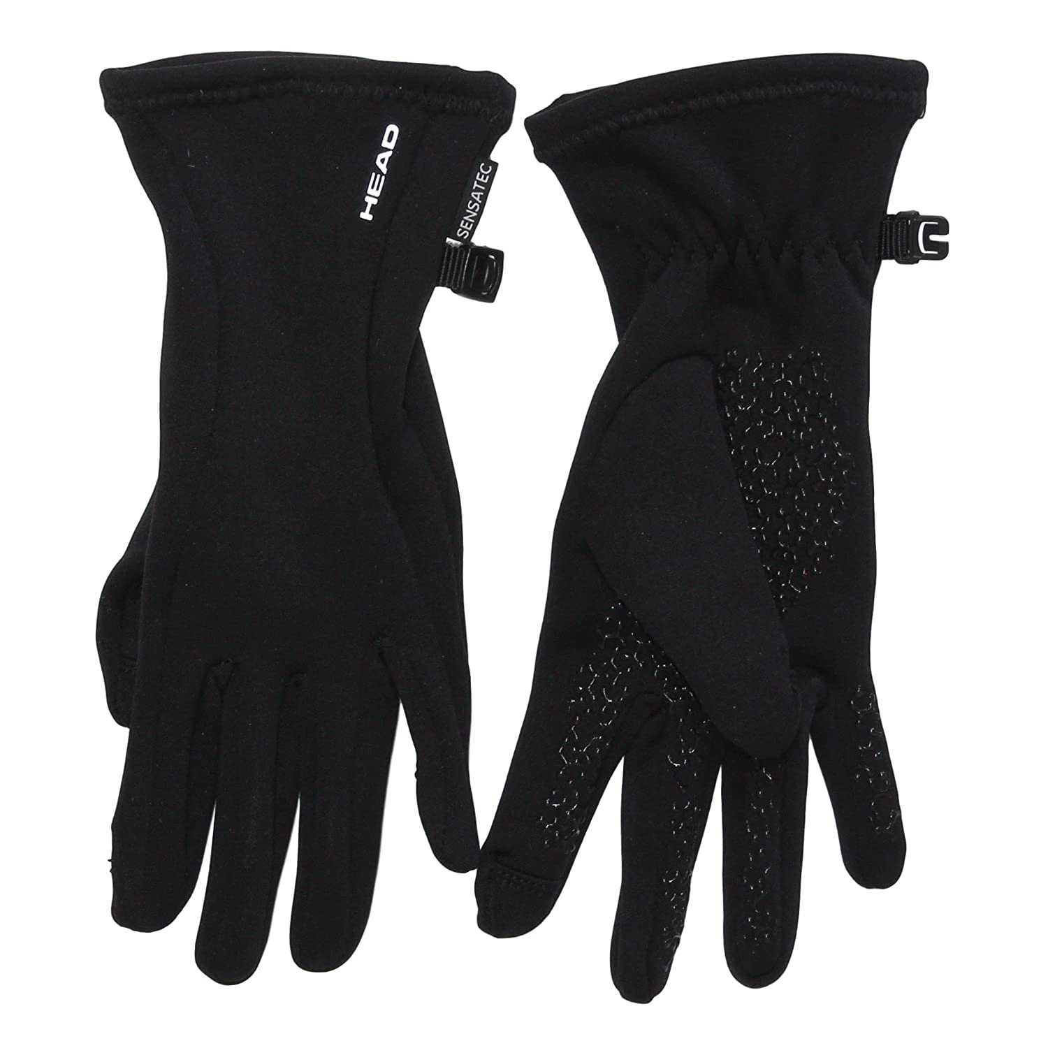 Head Ladies' Digital Sport Running Glove - Black (SMALL) all-season