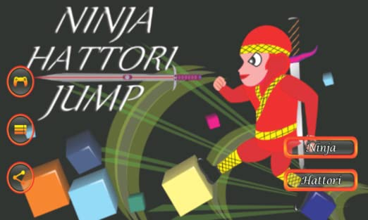 Amazon.com: Ninja Hattori Jump: Appstore for Android