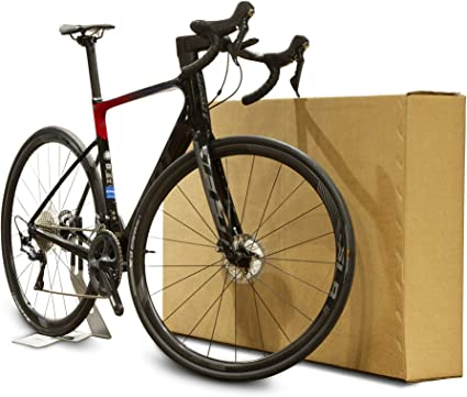 Caja de cartón para bicicleta – Caja de cartón de doble pared para bicicleta, para embalar, almacenar