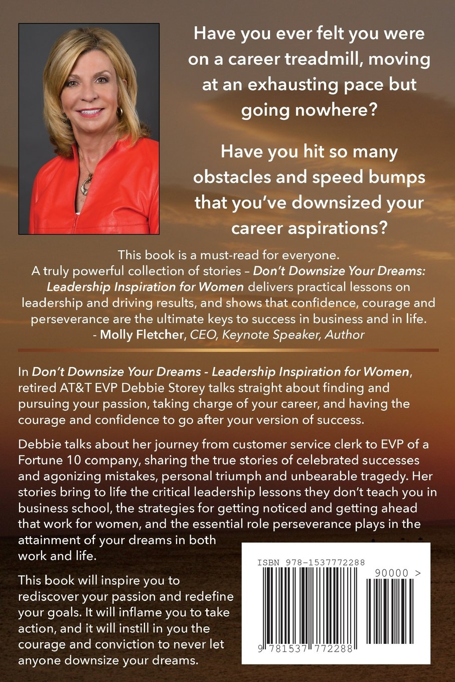 don t downsize your dreams leadership inspiration for women don t downsize your dreams leadership inspiration for women debbie storey 9781537772288 com books