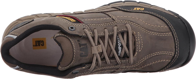 Dark Gull Grey CAT Footwear Streamline Mid Leather CT S1P HRO SRC Gris Bottes de S/écurit/é Homme 42 EU