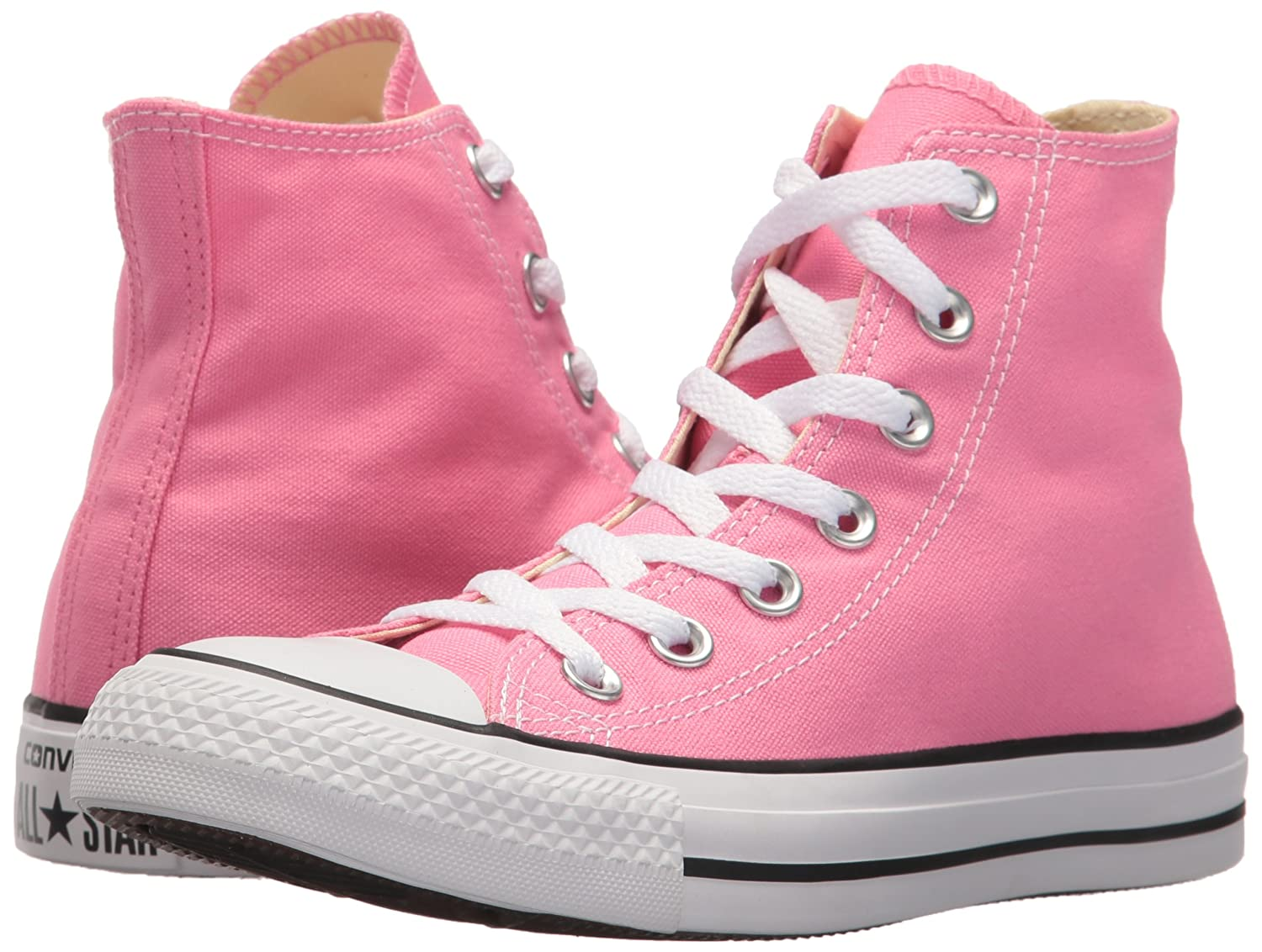 Converse Chuck Taylor All Star High Top B001QCY6I8 15 US Men/17 US Women|Pink