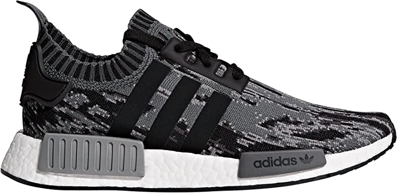 adidas NMD Sneakers Laufschuhe Herren Schwarz/Weiß/Grau