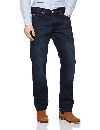 Tommy Jeans Herren Ryan Straight Jeans  Amazon.de  Bekleidung 0ea2cc1061