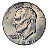 """1974-S Uncirculated Eisenhower """"Blue Pack"""" Silver"""