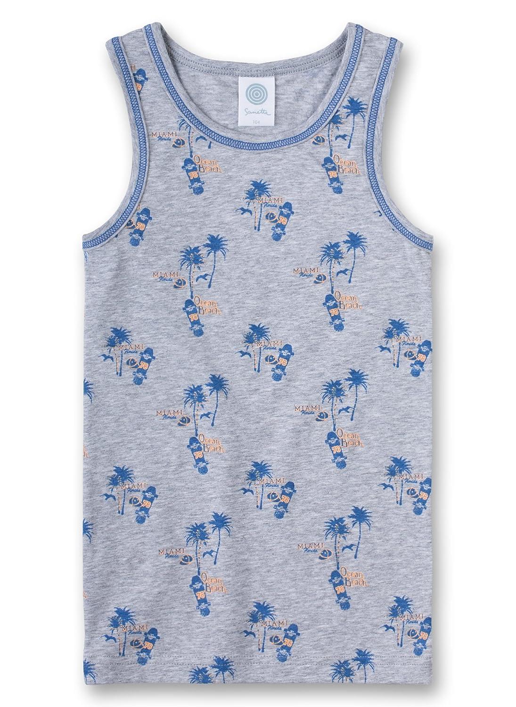 Sanetta Shirt W/O Sleeves Allover, Vestaglia Bambino 334061.0
