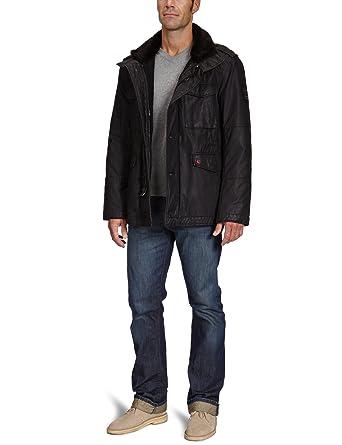Strellson Sportswear Herren Jacke Regular Fit 14000581 Swiss Cross  Revival-W, Gr. 46 765256696d