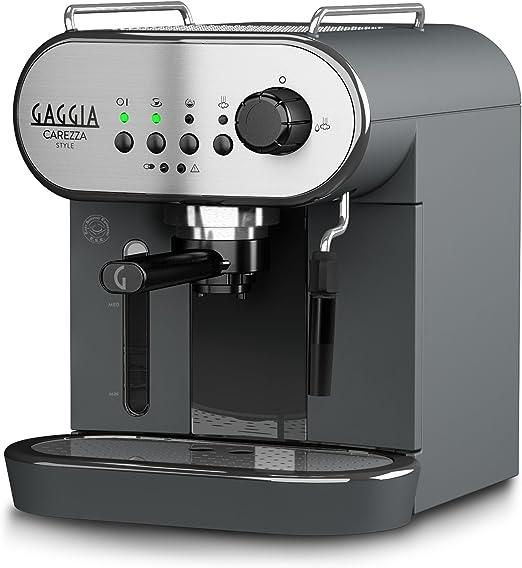 Gaggia RI8523/01 - Cafetera (Independiente, Máquina espresso, 1,4 ...