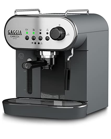 Gaggia RI8523/01 - Cafetera (Independiente, Máquina espresso, 1,4 L