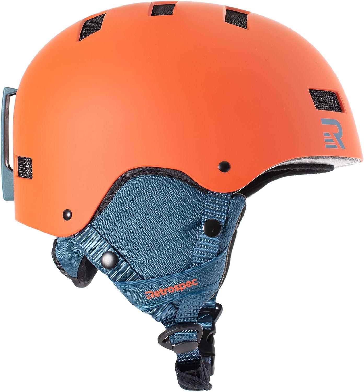 Retrospec Traverse H1 Convertible Helmet
