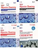 Dinesh Objective Chemistry for NEET JEE Main & Advanced) Other Competitive Exams (Set of 4 Volumes) (2018-2019 Session)