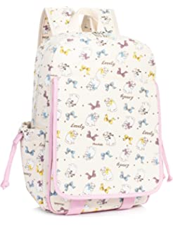 6ffe02ff6c Leaper Cute Laptop Backpack for Kids Canvas Backpack Girls Daypack School  Bag