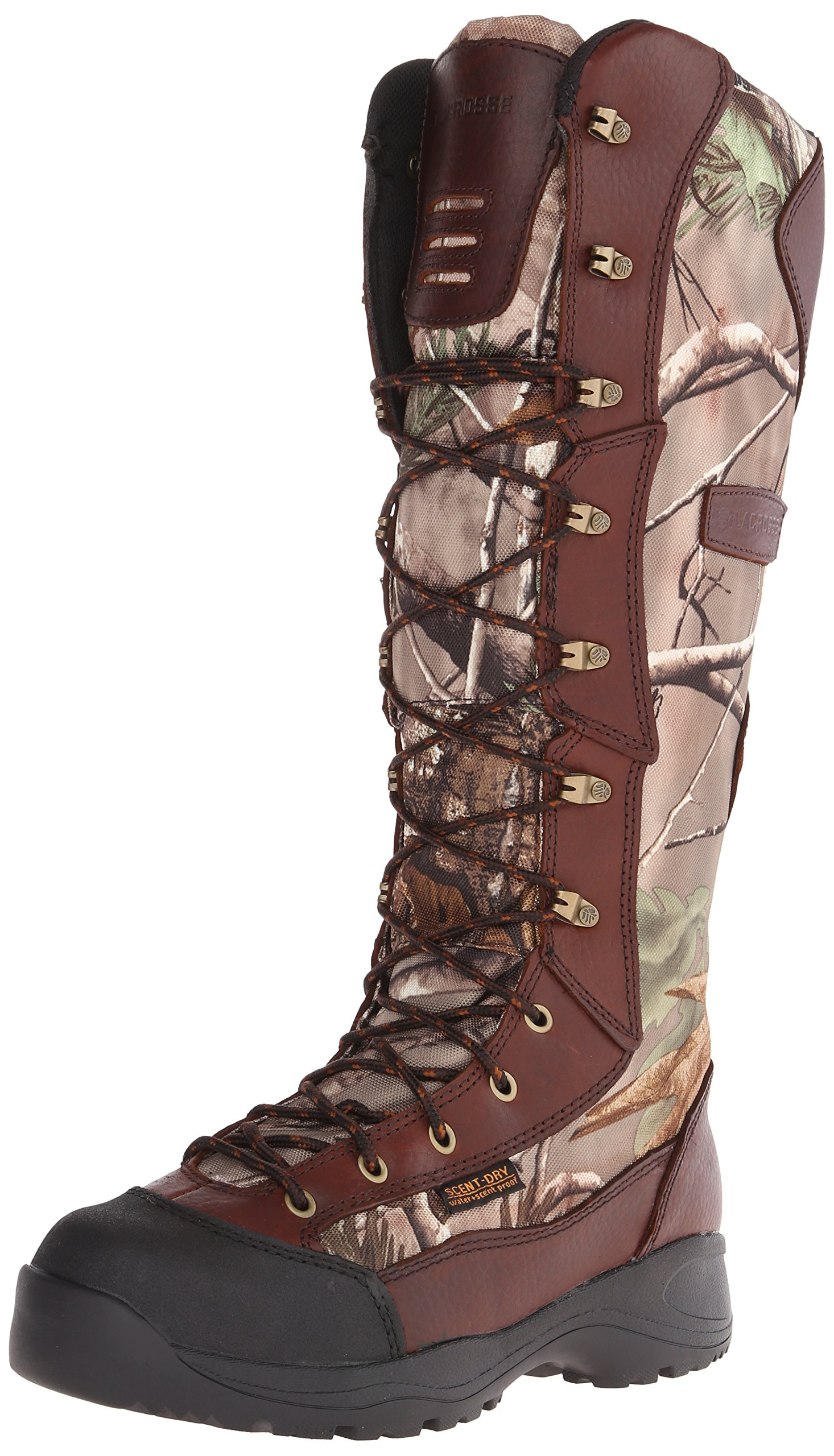 LaCrosse Men's Venom Scent APG HD Snake Boot,Realtree APG,8 M US