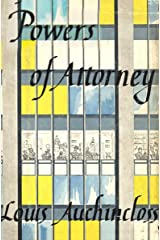 Powers of Attorney Kindle Edition