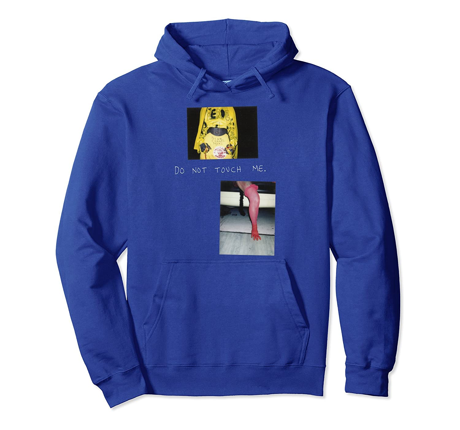 Marcel Alcala x Puppy Love Do Not Touch Me Hoodie-alottee gift