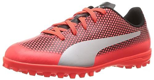 6d7c6e59c2974 Puma Spirit Turf Trainer Zapatos de fútbol para niños  Amazon.com.mx ...