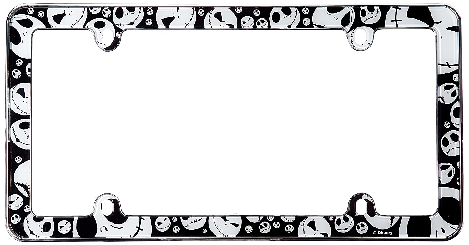 Nightmare Before Christmas License Plate Holder | www.topsimages.com