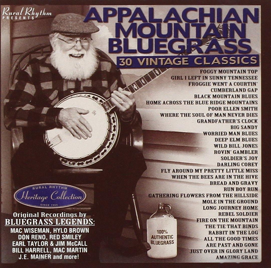 Appalachain discount Mountain Bluegrass 30 Max 90% OFF - Classics