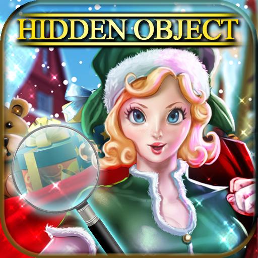 Hidden Object - Santa's Workshop