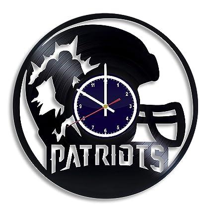 Amazoncom Buhnemoshop New England Patriots Handmade Vinyl