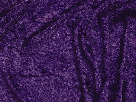 Velvet 1 12  x 1 yard Purple and Fuchsia  Vintage Velvet Ribbon Faille Back Velvet Made in France 100/% Rayon Bouffante Brand Limited