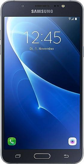 Samsung SM de j710fzkn DBT Galaxy J7 – 2016 Smartphone (5,49 ...