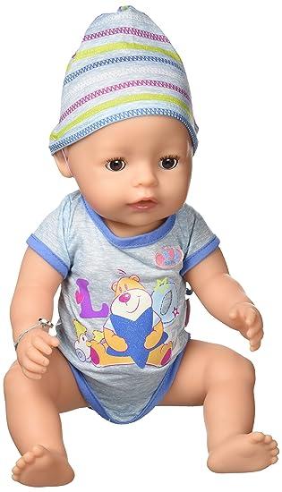 amazon com baby born lifelike truly real interactive baby boy
