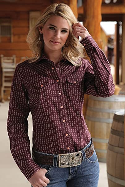 b9a85bfb82e Image Unavailable. Image not available for. Color  Cruel Girl Western Arena  Fit Shirt for Women ...
