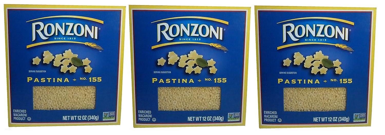 Ronzoni Pastina - 12 oz - 3 pack