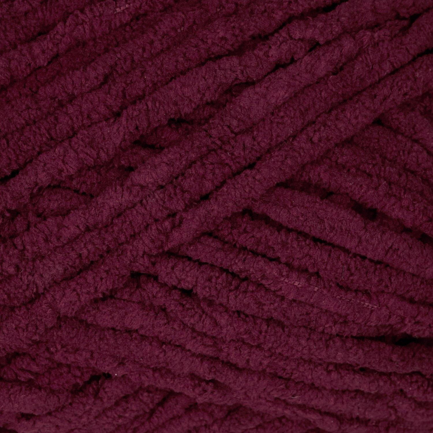 Bernat Blanket Big Ball Yarn (10430) Purple Plum 1481 West Second Street 0345865