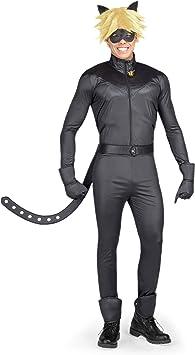 My Other Me Me Me- Cat Noir Lady Bug DISFRAZ Color negro 231156
