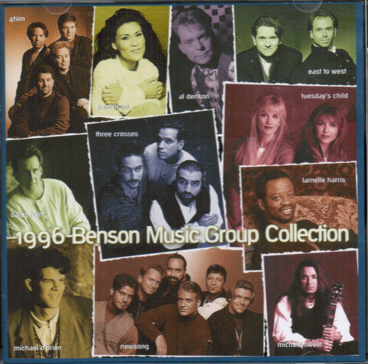 1996 Benson Music Group Collection
