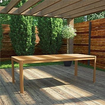 COSCO Outdoor Basse Table d'extérieur Living Table 88340TGYE rdBexoC