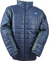 adidas - Veste de sport - Homme Bleu Bleu Medium