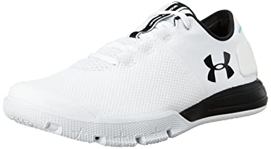 new concept bc351 85448 Under Armour Men s UA Charged Ultimate TR 2.0 White Multisport Training  Shoes - 10.5 UK