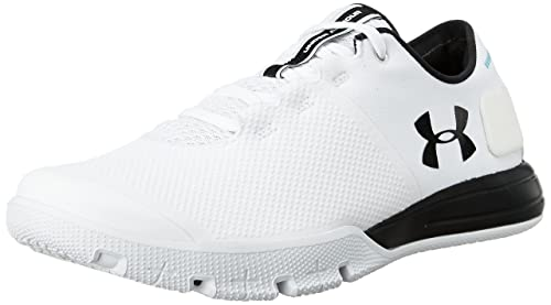 f5b160e7e3f Under Armour Men s UA Charged Ultimate TR 2.0 White Multisport Training  Shoes - 10.5 UK